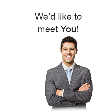 Want to meet personally?